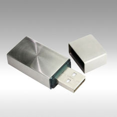 China Metal Usb Flash Drive Bulk No External Power Supply Required USB 2.0 factory