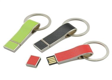 High Speed Usb Flash Drive Leather Case 100 Thousand Times Read And Write