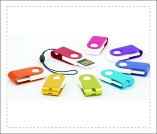 China Colored Mini USB Flash Disk Plastic Material 3 Year Warranty Guaranteed factory