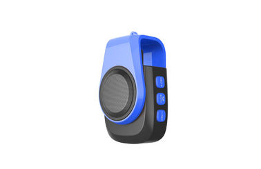 China Blue Portable USB Bluetooth Speaker / Wireless Bluetooth Speaker With Usb Port factory