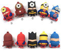 China usb minion super hero man bat man usb flash drive 32GB Memory Stick Pen Drive usb 2.0 factory