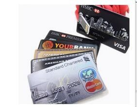 Ultra Thin Credit Card USB Drive 4GB USB Sticks , 4 Gig Thumb Drive