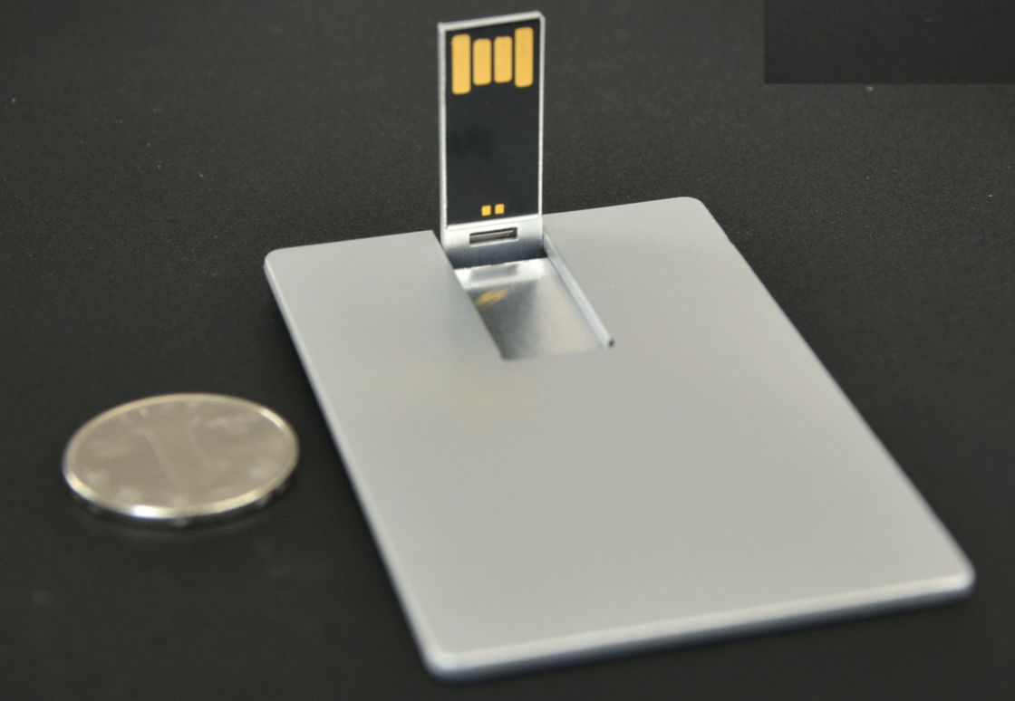 Credit Card Style Usb Flash Memory Drive USB 3.1